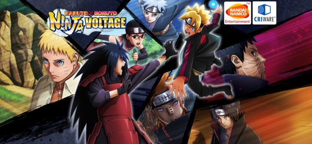 NARUTO X BORUTO NINJA VOLTAGE on the App Store