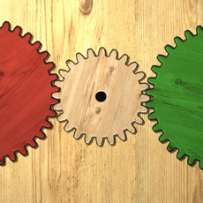 Activities of Gears logic puzzles