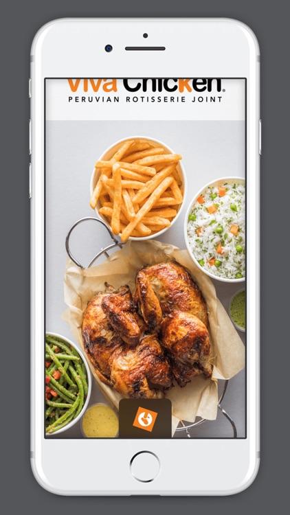 Viva Chicken App
