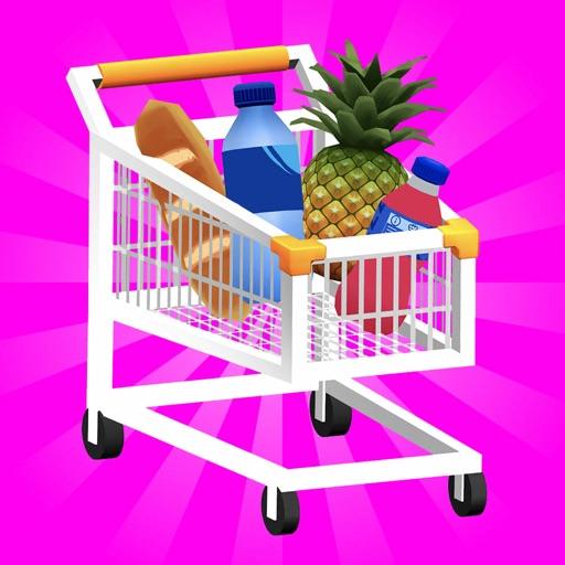 Hypermarket 3D image