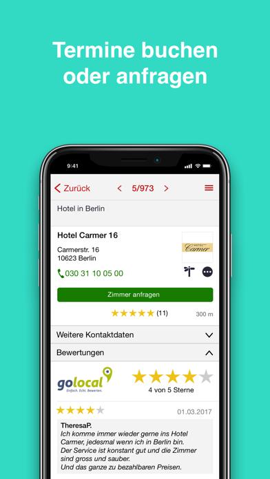 Das Telefonbuch: mobile GuideScreenshot von 7