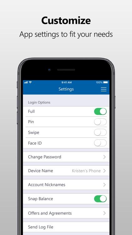 Blue Grass Savings Bank Mobile screenshot-5