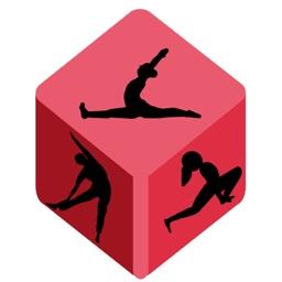 Flexibility & Stretching Dice
