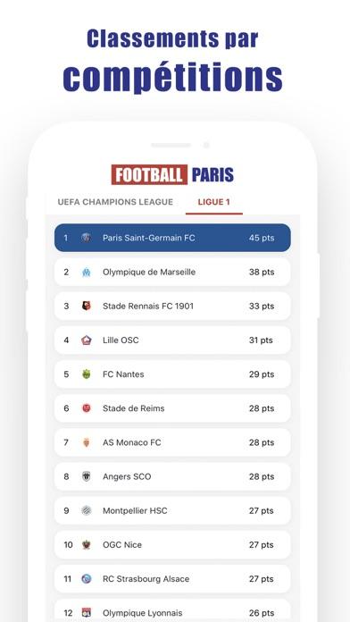 Football Parisلقطة شاشة3