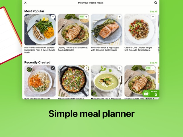 Mealime Meal Plans & Recipes on the App Store