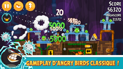 Angry Birds Classic iPhone
