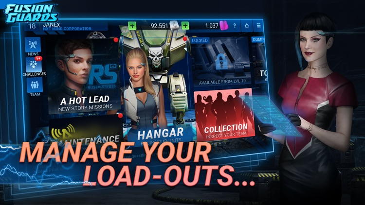 Fusion Guards screenshot-3