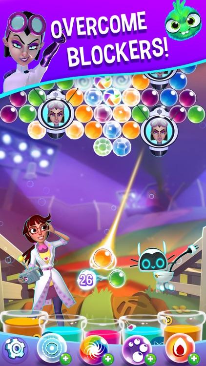Bubble Genius screenshot-3
