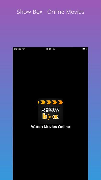 Show Box - Online Movie Box