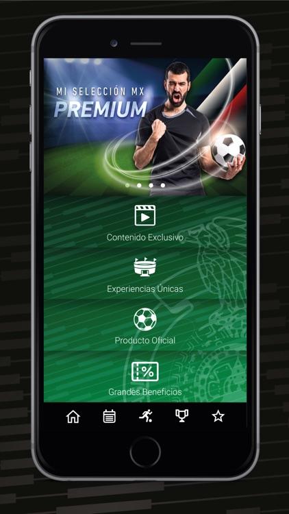 Mi Selección MX screenshot-3