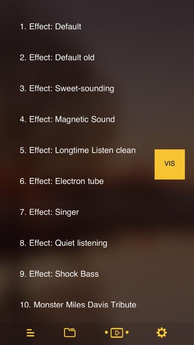 Oriole Music Player ScreenShot1