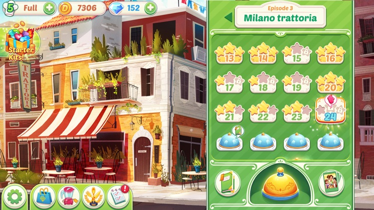 Delicious World - Cooking Game screenshot-3