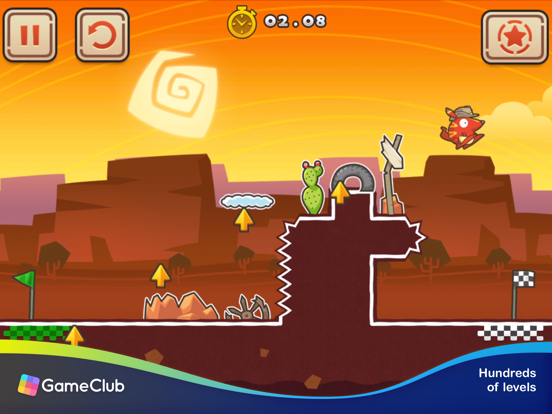 Run Roo Run - GameClub screenshot 8