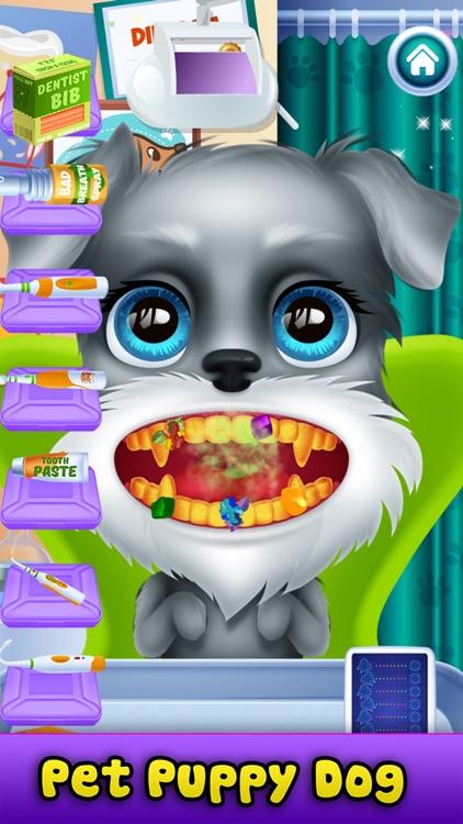 Dentist Care Games screenshot-3