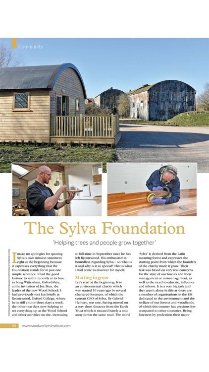 Woodworking Crafts Magazine screenshot-6