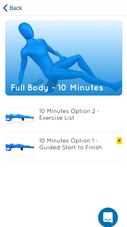 Foam Rolling Exercises screenshot-5