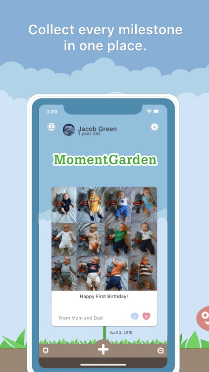 Moments: The Infant Tracker