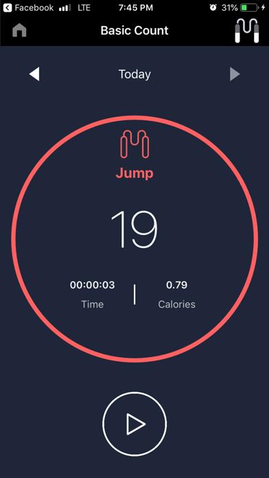 Screenshot for SmartRope in Ukraine App Store
