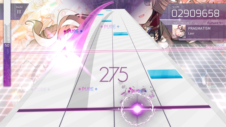 Arcaea screenshot-0
