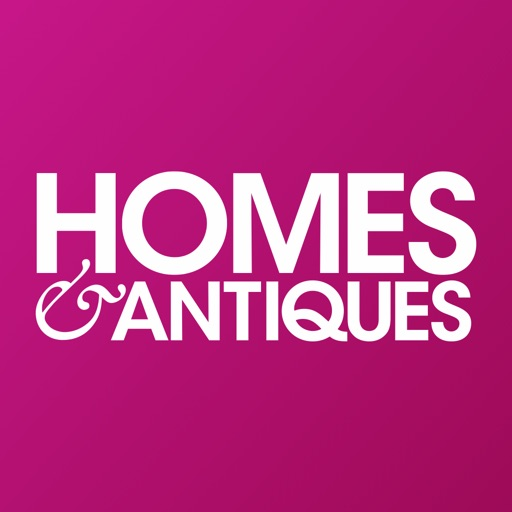 Homes & Antiques Magazine icon