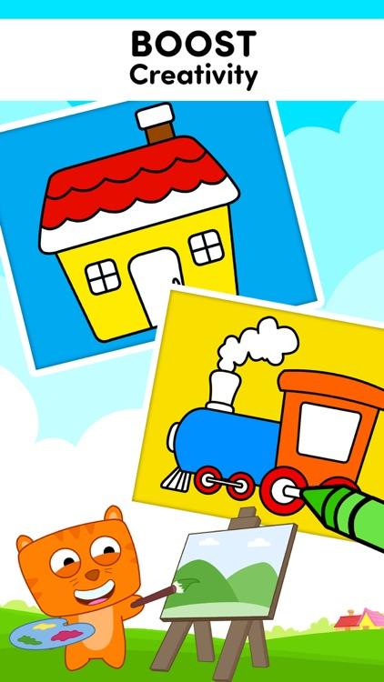 KidloLand Kids Toddler Games screenshot-7