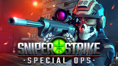 Sniper Strike: Shooting Game free Gold hack
