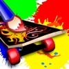 Skateboard Doodle 3D - iPhoneアプリ