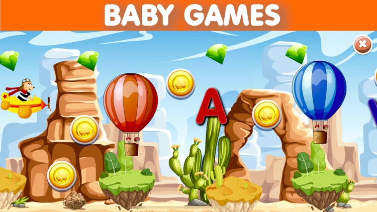 Baby games for boys and girls screenshot-3