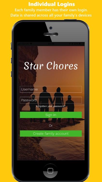 Star Chores - Family Tasks App screenshot-8