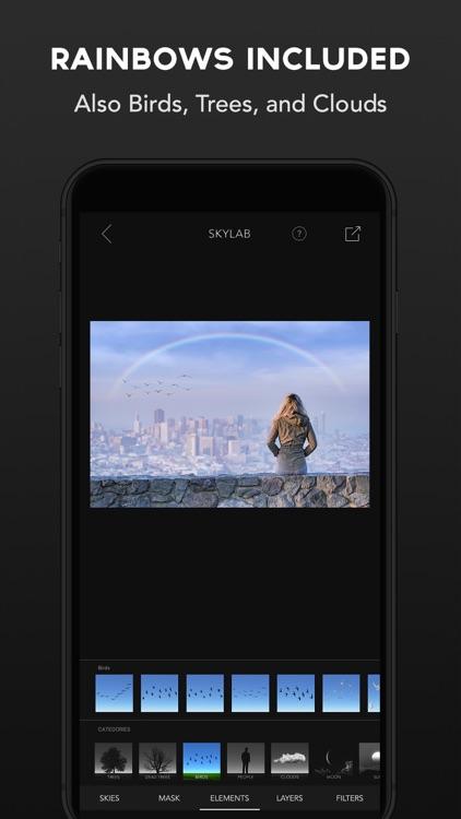 SkyLab Photo Editor screenshot-6