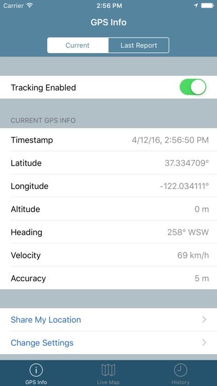 Loki Tracker