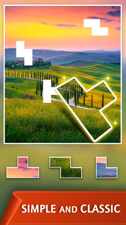 Jigsaw Journey - puzzle world screenshot-0