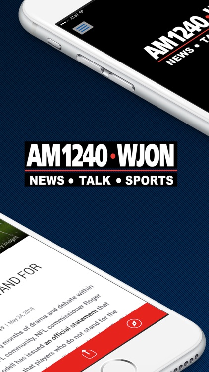 AM 1240 WJON screenshot-1