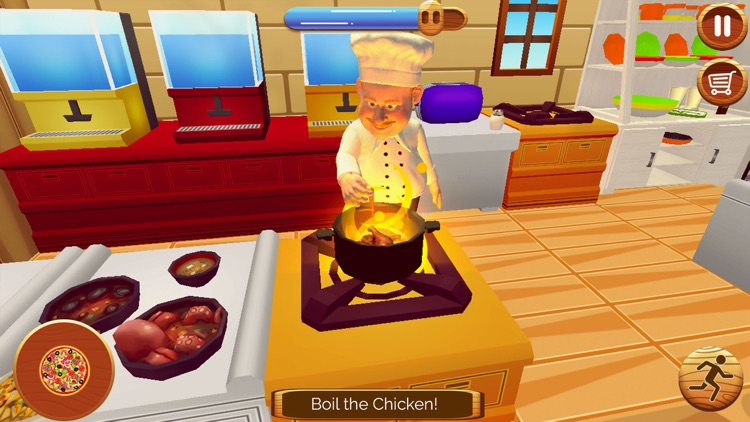 My Chef Cooking Games: Tycoon screenshot-3