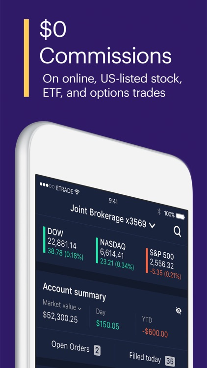 Power E*TRADE-Advanced Trading