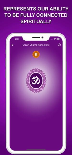 Chakra Meditation & Healing on the App Store