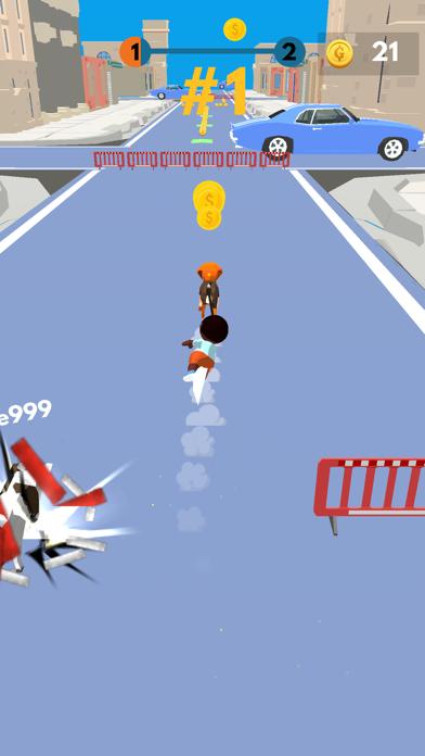 Animal Racing.io screenshot 2