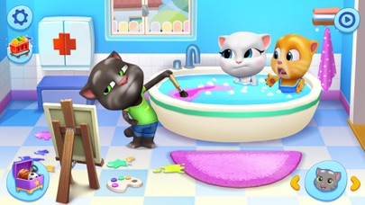 Download My Talking Tom Friends for Android