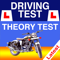 App Icon for Motorcycle Theory Test - 2020 App in Canada IOS App Store