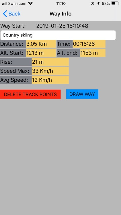 GPS tracking, speed,Compass screenshot-7