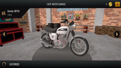 Cafe Racer Garageのおすすめ画像1