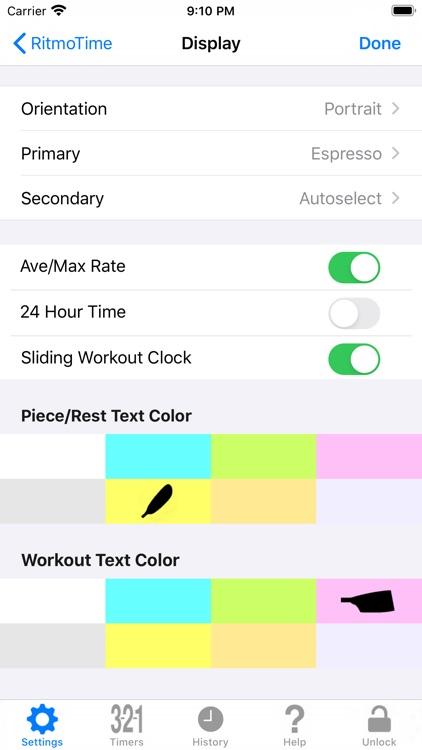 RitmoTime Stroke Monitor screenshot-8