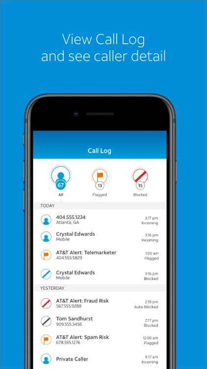 AT&T Call Protect screenshot-3