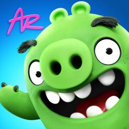 Ícone do app Angry Birds AR: Isle of Pigs