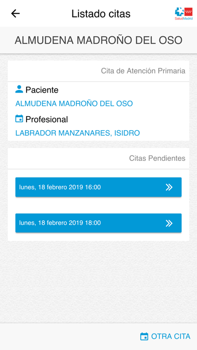 Descargar Cita Sanitaria Madrid para Android