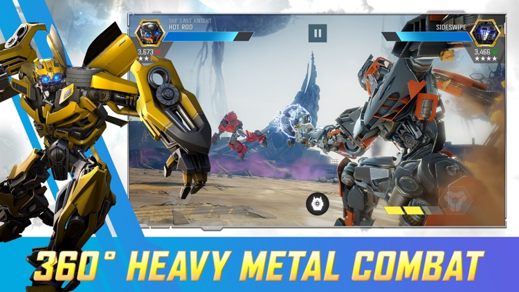 TRANSFORMERS: Forged to Fight screenshot-3