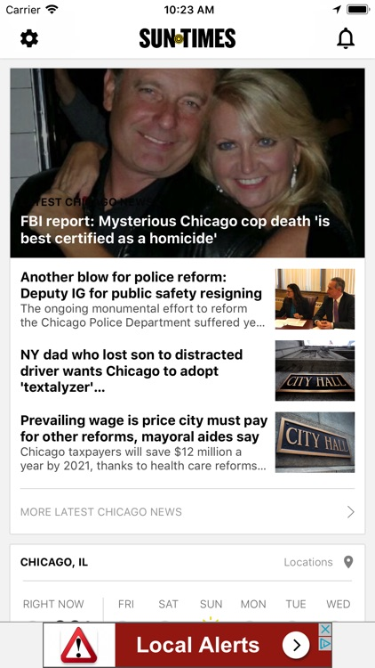 Chicago Sun-Times News