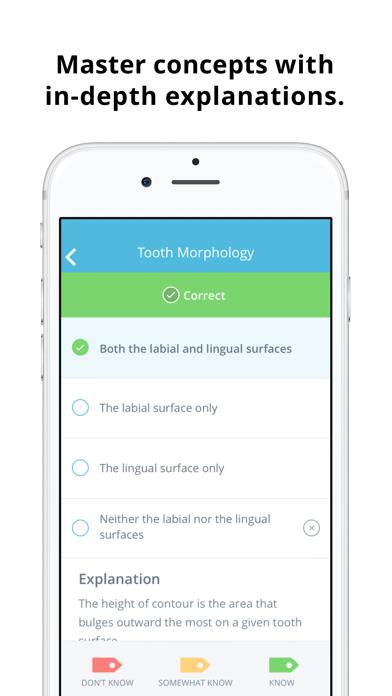 NBDE I Dental Boards Mastery Screenshot