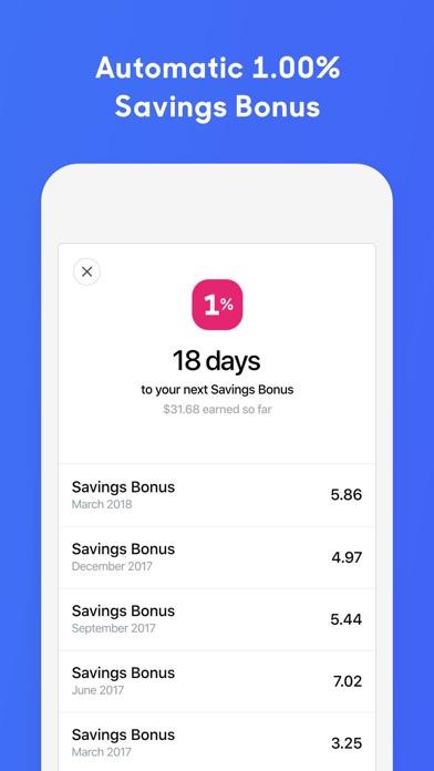 Screenshot for Digit: Save Money Effortlessly in United States App Store