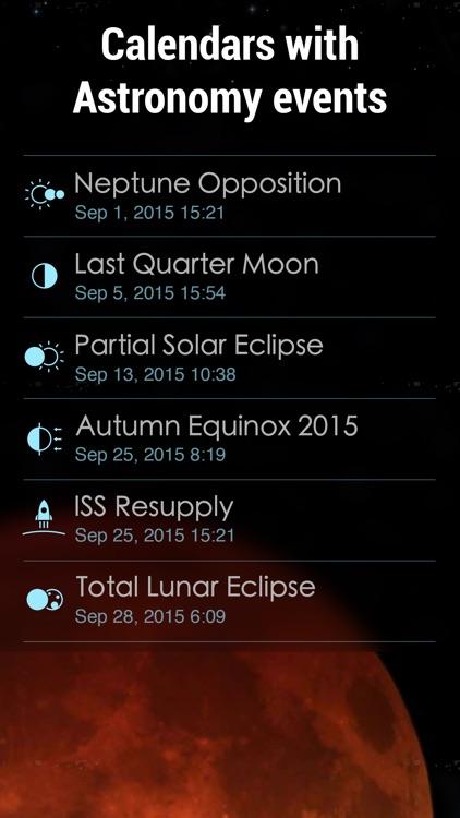 Solar Walk 2 Ads+: Outer Space screenshot-3